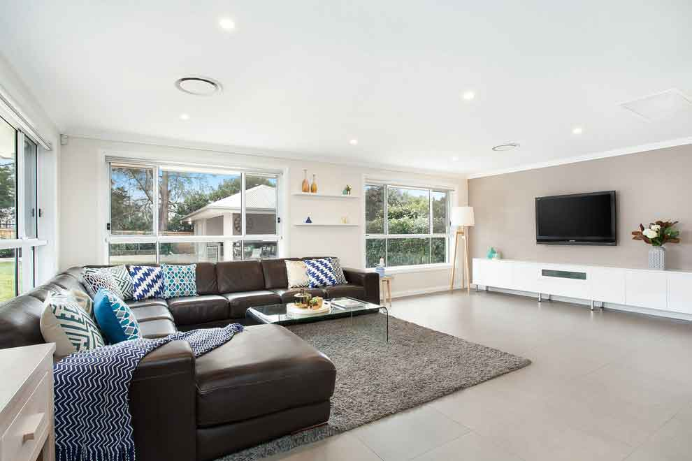 Kellyville residential building and construction