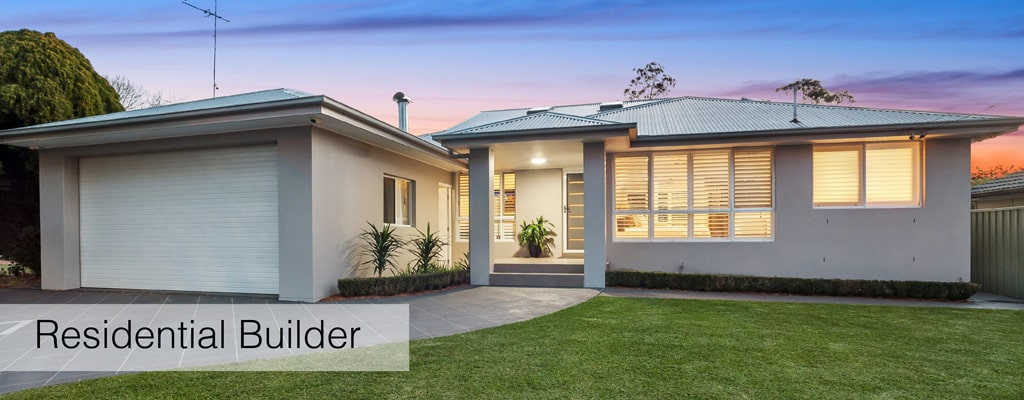 how to become a residential builder